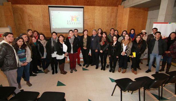 SENDA Previene Lo Espejo capacita a establecimientos educacionales