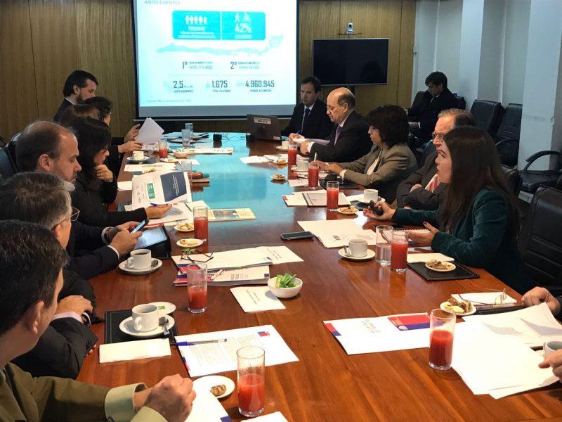 Director de SENDA participó en Consejo de Ministros de Comisión Nacional de  Seguridad de Tránsito