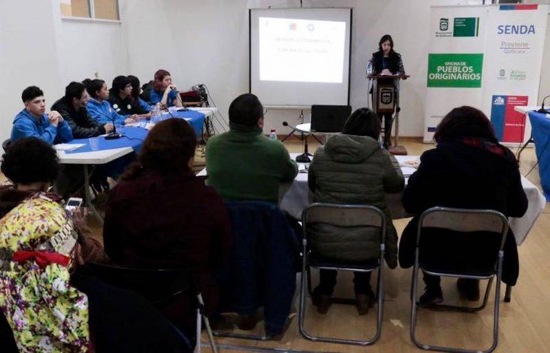 Senda dicta cursos a estudiantes de pregrado de la UACh