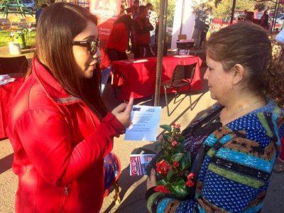 SENDA Previene Talagante dialoga con vecinos y vecinas