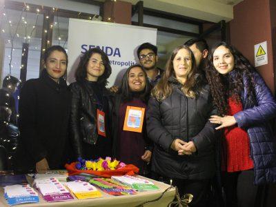 Directora regional de SENDA encabeza Cuenta Pública de Programas Psicosociales en La Pintana