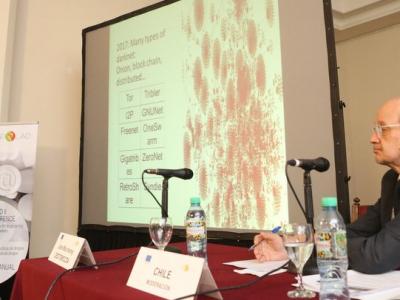 Director de SENDA participa en inauguración de la 2° Conferencia Anual de Copolad en Buenos Aires
