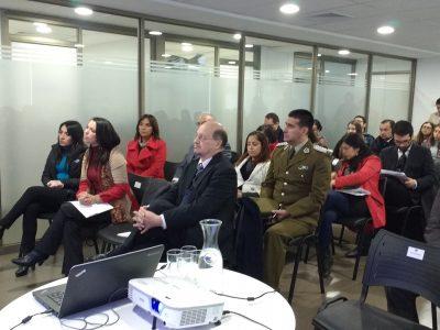 Senda Previene Longaví realizó II Seminario Preventivo