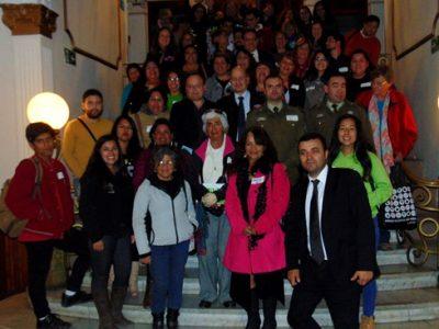 Líderes sociales se reúnen en Coquimbo para dialogar sobre prevención del consumo de drogas