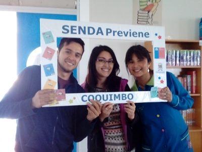 Colegios de Coquimbo se la juegan por la prevención