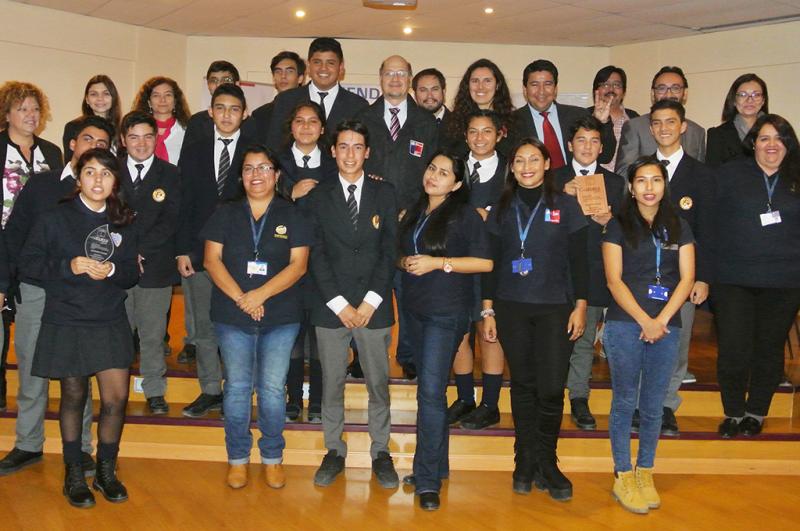Director Nacional de SENDA inicia visita a la Región de Tarapacá