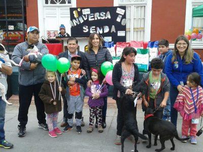 SENDA Nancagua, firmes protagonistas en la comuna