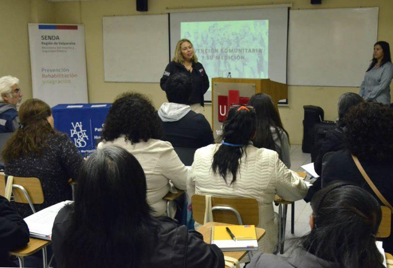 Primer Encuentro de Organizaciones Locales en torno a la Prevención se realiza en Rodelillo