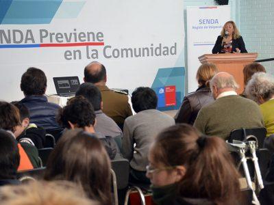 Senda convoca a autoridades para abordar integración social