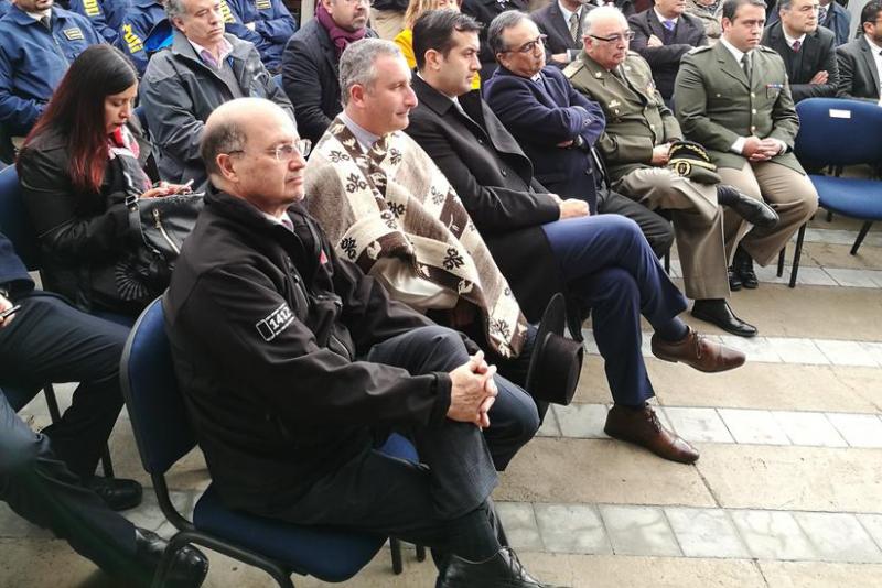 Director de SENDA participó en Cuenta Pública de Ministro del Interior y Seguridad Pública