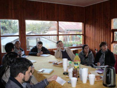 SENDA Previene Futrono realizó su 1ª Comisión Comunal de Alcohol y Drogas