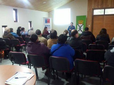 Dirigentes sociales abordan problemática de alcohol en la comuna de La Unión