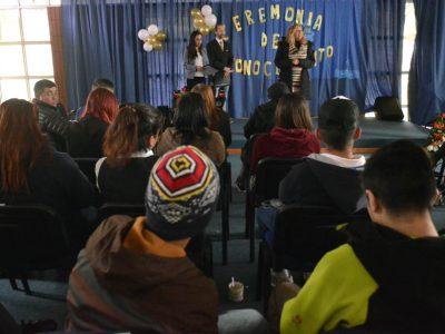Jóvenes son reconocidos por los logros terapéuticos alcanzados en sus procesos de rehabilitación por consumo problemático de drogas