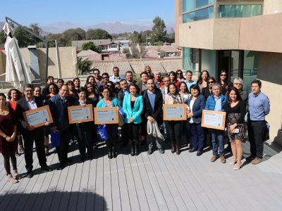 Senda Atacama conmemora el mes del trabajo con Seminario Laboral