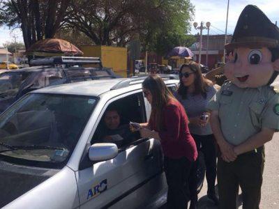 Más de 200 alcoholemias efectuó plan Control Cero Alcohol en Fiestas Patrias