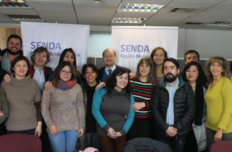 Mesa liderada por Senda coordina labor de instituciones