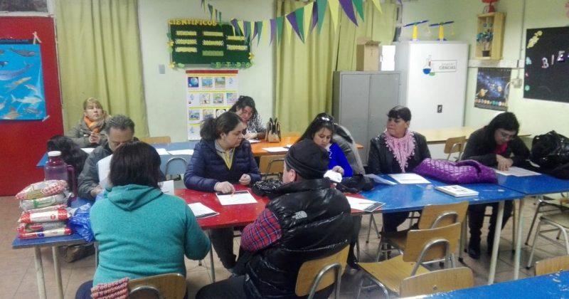 SENDA Previene Ñuñoa trabaja junto a padres y apoderados