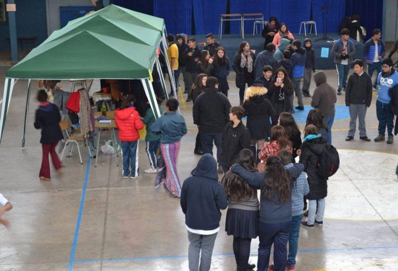 Previene Melipilla y Centro de la Mujer organizan feria preventiva