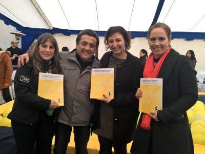 SENDA participa del lanzamiento de libro sobre Patología Dual de Alsino