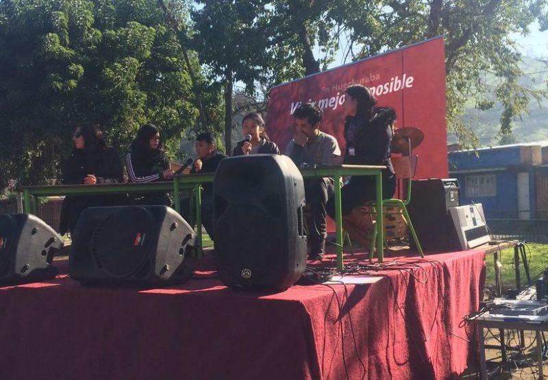 Huechuraba conmemora el Mes de la Prevención con diálogo masivo