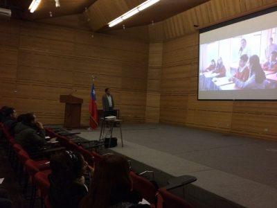 Profesores de Melipilla se capacitan en oferta Continuo Preventivo