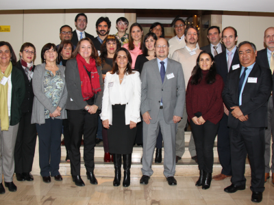 Director de SENDA inauguró panel regional que revisará adaptación de programas de formación en prevención para América Latina