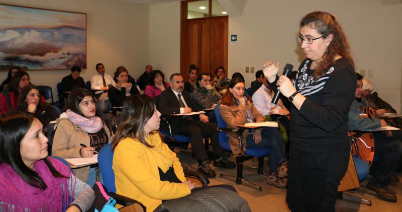 Con talleres de parentalidad, SENDA involucró a comunidad de Aysén en la prevención del consumo de drogas
