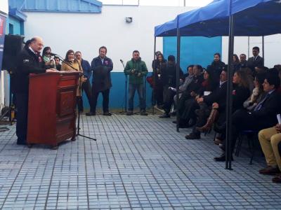 Trabajo intersectorial hace realidad la Unidad Hospitalaria de Psiquiatría en el centro de justicia juvenil de Limache