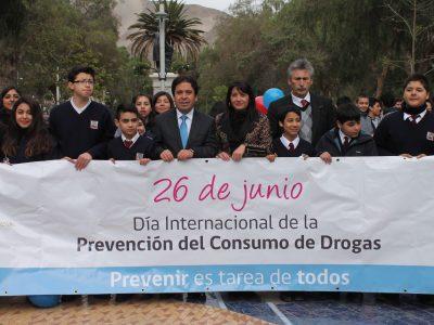 SENDA Atacama conmemorará el Día de la Prevención con diferentes actividades