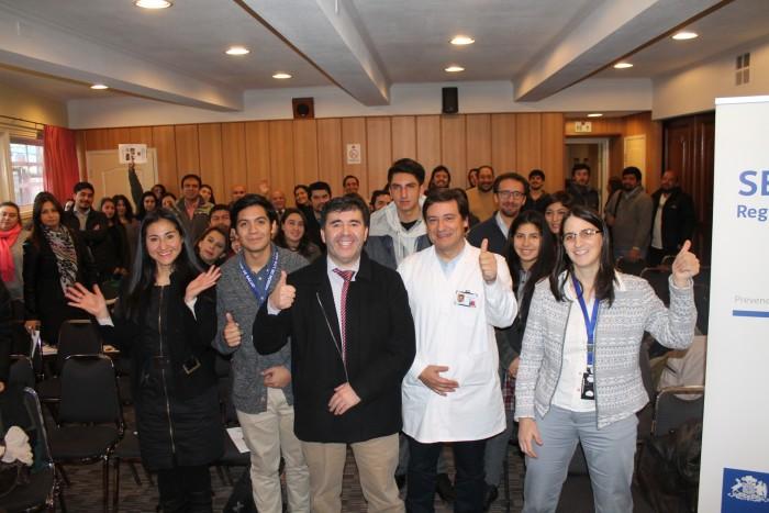 Realizarán trabajo intersectorial para abordar problemática del consumo de alcohol en Los Ríos