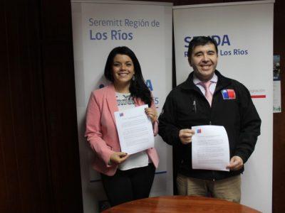 SENDA Los Ríos implementará programa Habilidades Preventivas Parentales con funcionarios de la Seremi de Transportes y Telecomunicaciones