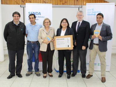 Aguas del Altiplano recibe certificación final como espacio laboral preventivo