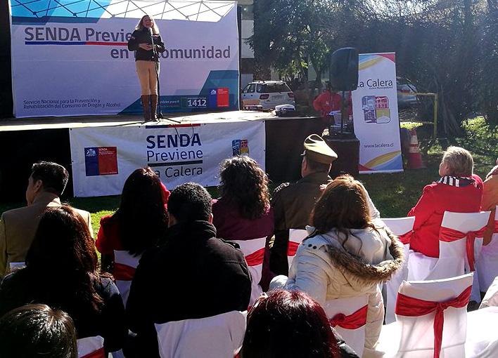 Con feria interactiva estudiantes de La Calera conmemoran Día Internacional de la Prevención