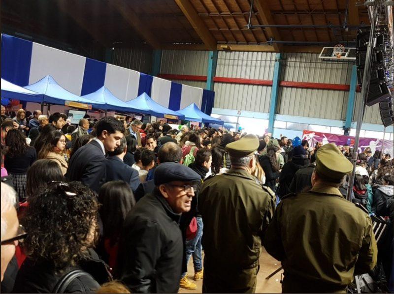 Chile recibe seminario internacional sobre cocaína fumable