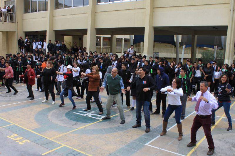 Con actividades deportivas conmemoran el Día Internacional de la Prevención de Drogas en Antofagasta
