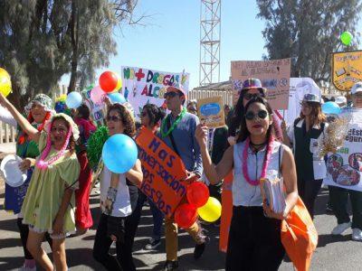 En la comuna de Pozo Almonte celebran Mes de la Prevención de Drogas