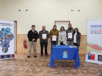 Sesiona comisión mixta chileno-argentina para la prevención del consumo y tráfico de drogas