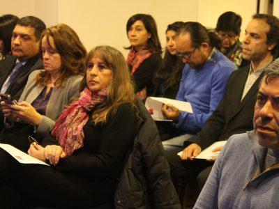 SENDA capacita a profesionales de Atención Primaria de Salud en detección y tratamiento del consumo de alcohol y otras drogas