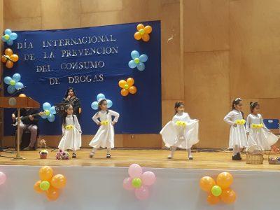 Con obra de teatro conmemoran Mes de la Prevención en Puerto Varas
