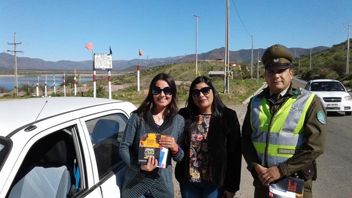 Difunden campaña en Monte Patria