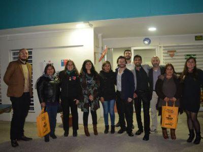 Nueve jóvenes egresan de programa tratamiento financiado en Peñalolén