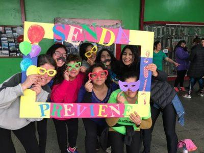 Con actividades deportivas se conmemora el Mes de la Prevención en San Ramón