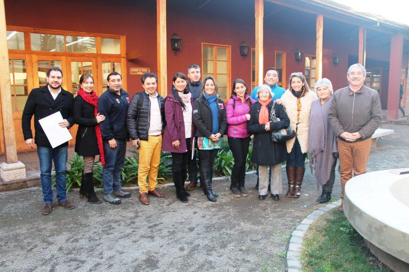 Consejo de la Sociedad Civil de SENDA se reúne en Santa Cruz