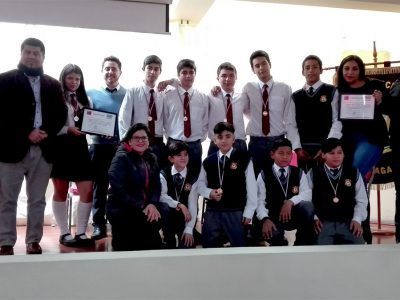 ESTUDIANTES DE MEJILLONES GANAN TORNEO REGIONAL DE DEBATES