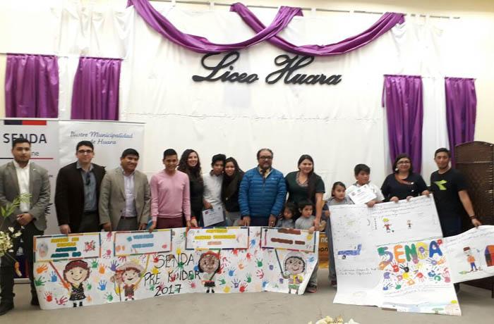 En la comuna de Huara culmina Mes de la Prevención de Drogas