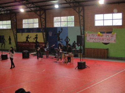 SENDA Previene Valdivia conmemoró Día de la Prevención con charla sobre integración social y feria informativa