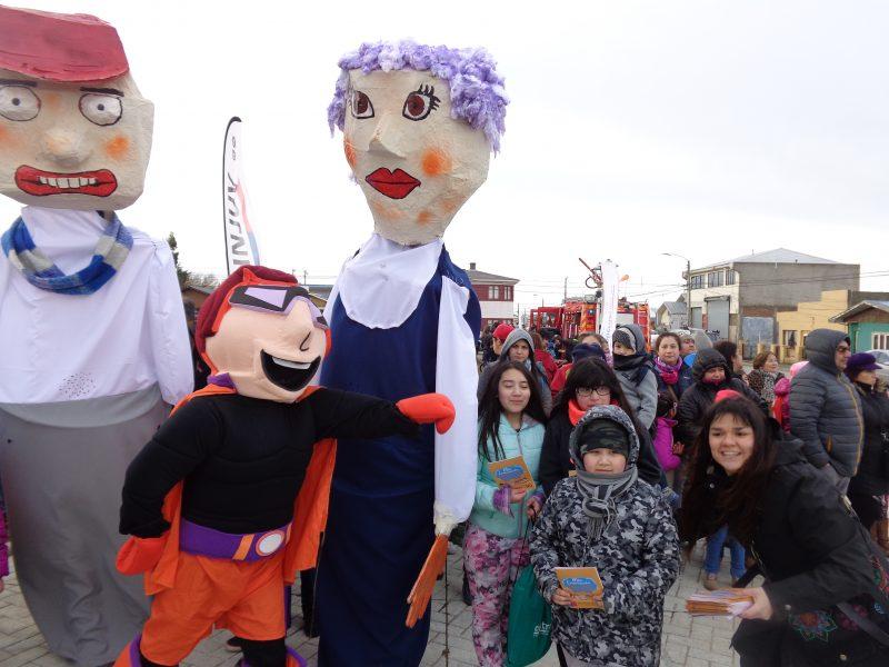 Senda Biobío realizó Primera Feria de Integración Social