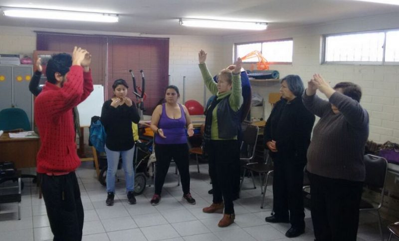 Previene Melipilla trabaja con comunidad del sector Bollemar