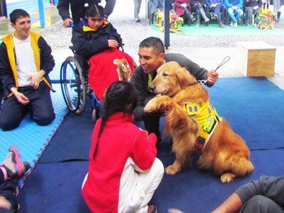 La Araucanía sorprende a autoridades nacionales con exitosas experiencias de rehabilitación y canoterapia