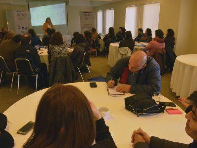 Área de Integración Social de SENDA Valparaíso continúa fortaleciendo su trabajo intersectorial con SENCE